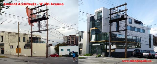 Amanat Architects W7th