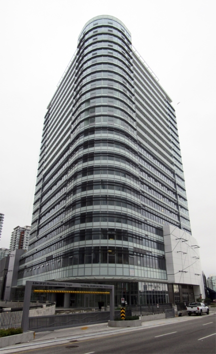 Rogers West tower