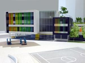 IV School model