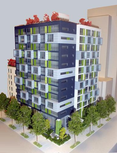 New Jubilee House model